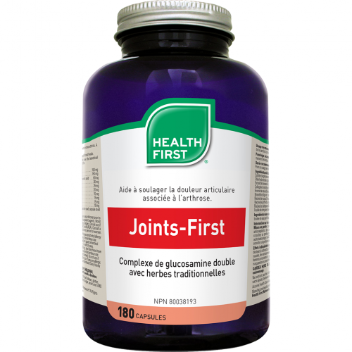Joints-First / 180 capsules / Health First / Grande Ruche